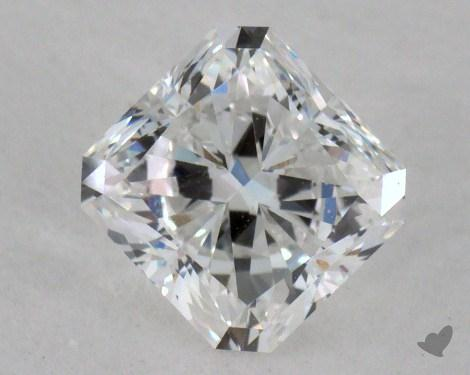1.01 Carat F-VVS1 Radiant Cut Diamond