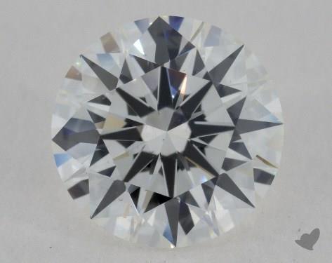 2.01 Carat G-VS2 Excellent Cut Round Diamond