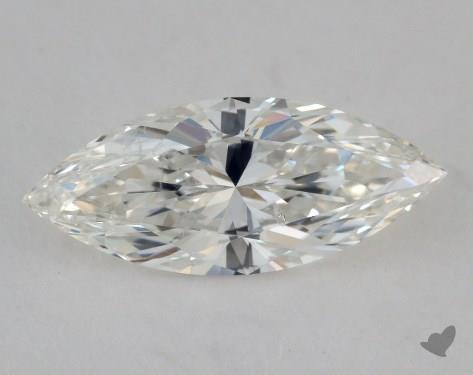 1.01 Carat H-SI2 Marquise Cut Diamond