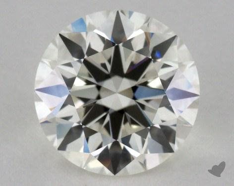 1.53 Carat J-VS1 Excellent Cut Round Diamond