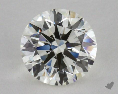 2.01 Carat J-VS1 Very Good Cut Round Diamond