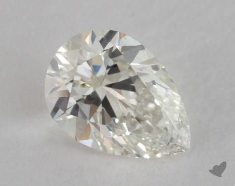1.05 Carat H-VS2 Pear Shape Diamond