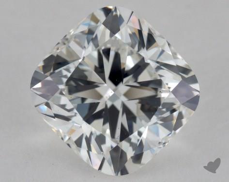 3.01 Carat G-VS2 Cushion Cut Diamond