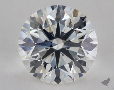 2.52 Carat G-VS1 Excellent Cut Round Diamond