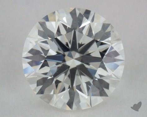 0.51 Carat H-VS2 Excellent Cut Round Diamond