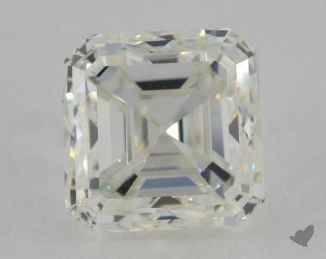 1.50 Carat H-VVS2 Asscher Cut Diamond