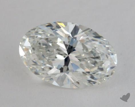 2.03 Carat H-VS2 Oval Cut Diamond