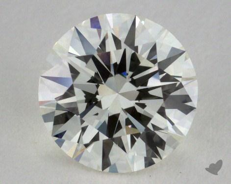 1.51 Carat J-VVS2 Excellent Cut Round Diamond 