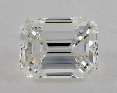 1.21 Carat H-VS2 Emerald Cut Diamond