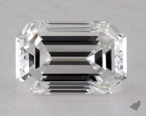 1.59 Carat E-IF Emerald Cut Diamond