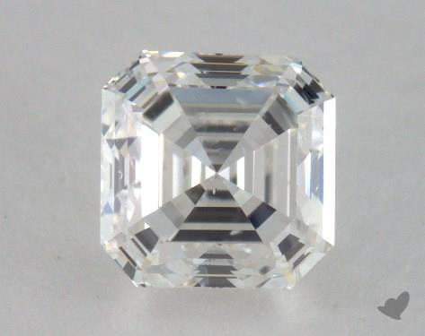 1.04 Carat H-SI1 Asscher Cut Diamond
