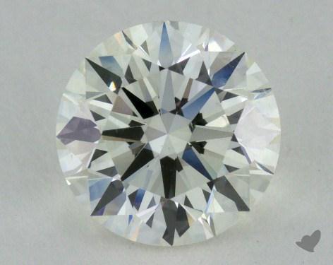 1.60 Carat J-VS2 Excellent Cut Round Diamond
