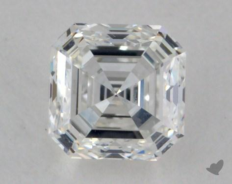 0.70 Carat F-VS2 Asscher Cut Diamond