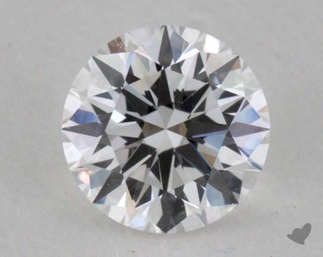 0.40 Carat E-VVS2 Very Good Cut Round Diamond