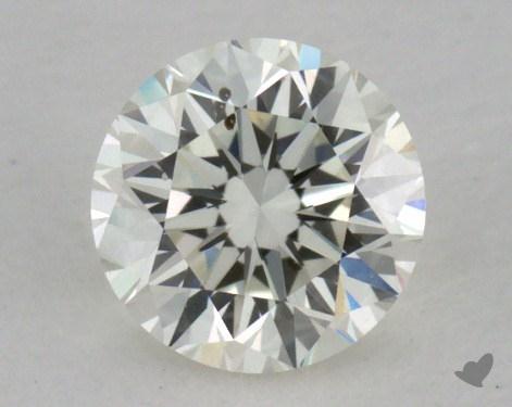 0.40 Carat J-SI2 Good Cut Round Diamond
