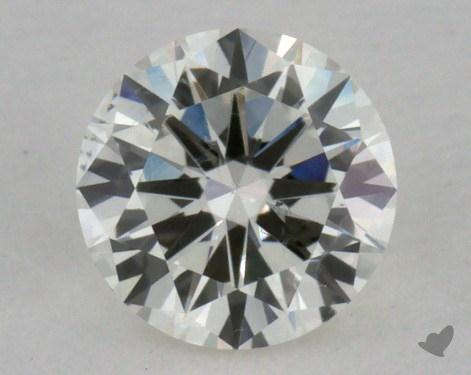 0.41 Carat J-SI1 Good Cut Round Diamond