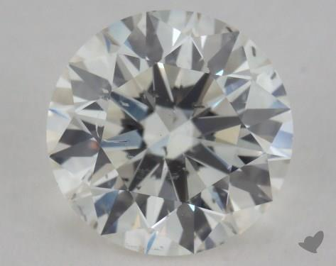 1.50 Carat I-SI2 Excellent Cut Round Diamond