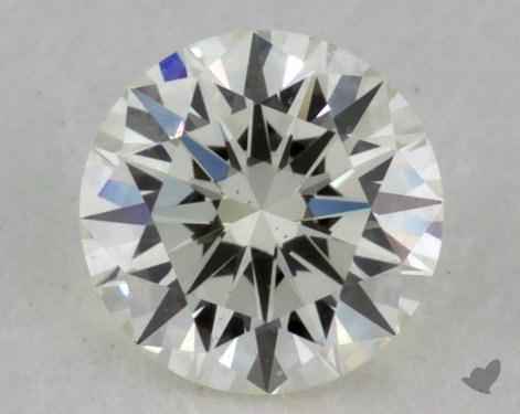 0.30 Carat K-VS2 Excellent Cut Round Diamond
