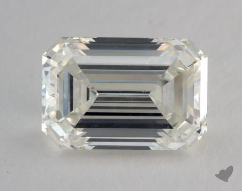 1.51 Carat J-VS2 Emerald Cut Diamond