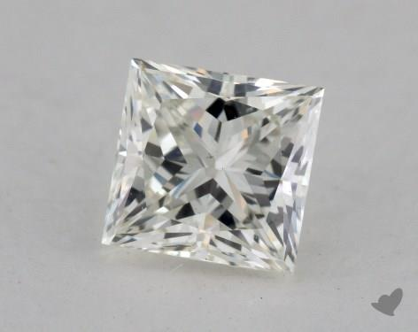 1.20 Carat I-VS2 Very Good Cut Princess Diamond