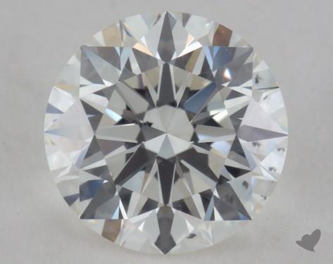 1.04 Carat H-VS2 Excellent Cut Round Diamond
