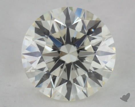 0.90 Carat J-VS2 Excellent Cut Round Diamond