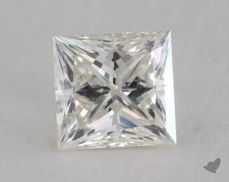 1.64 Carat J-SI2 Very Good Cut Princess Diamond