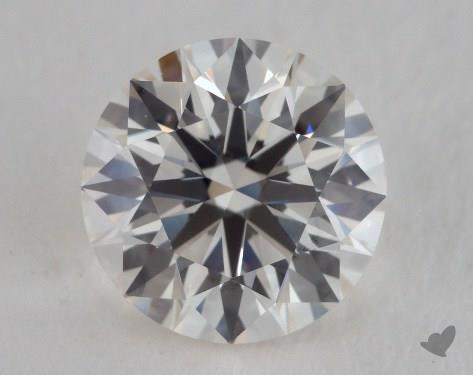 1.51 Carat I-VVS2 Excellent Cut Round Diamond