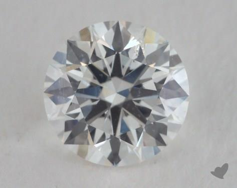 1.01 Carat F-SI2 Excellent Cut Round Diamond