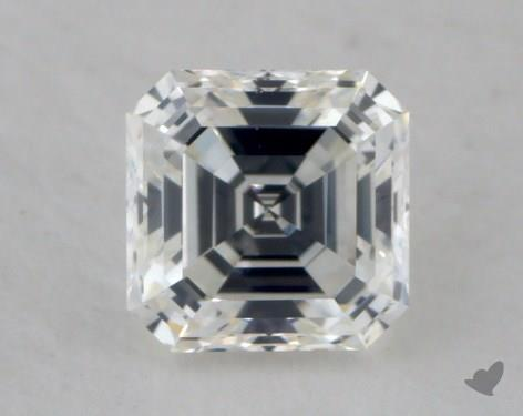 0.51 Carat H-VS1 Asscher Cut Diamond