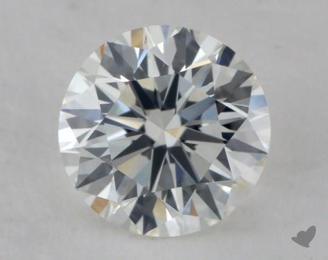 1.02 Carat H-VS2 Excellent Cut Round Diamond