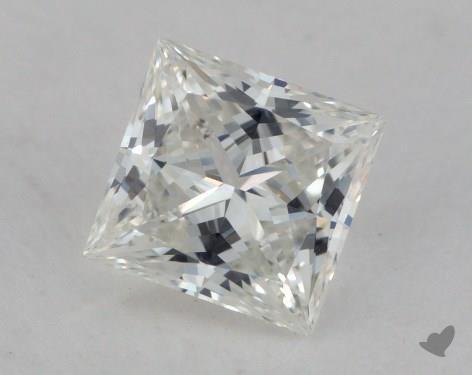 0.56 Carat H-VS2 Very Good Cut Princess Diamond