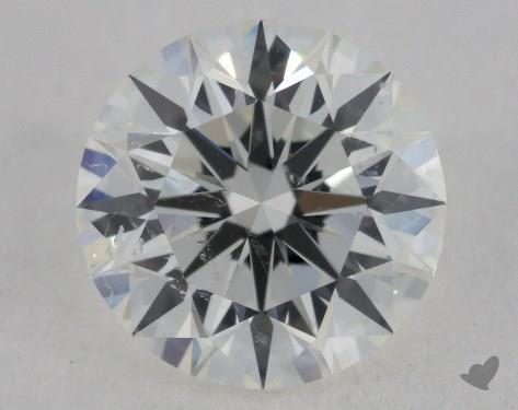 1.70 Carat H-SI2 Excellent Cut Round Diamond