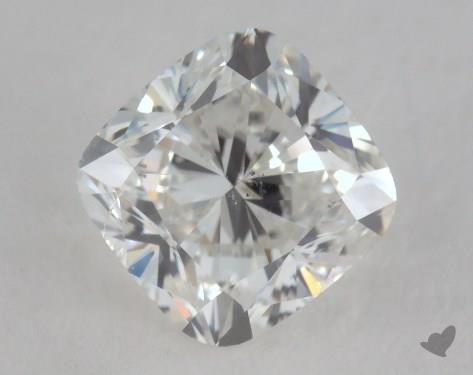 1.50 Carat G-SI1 Cushion Cut Diamond