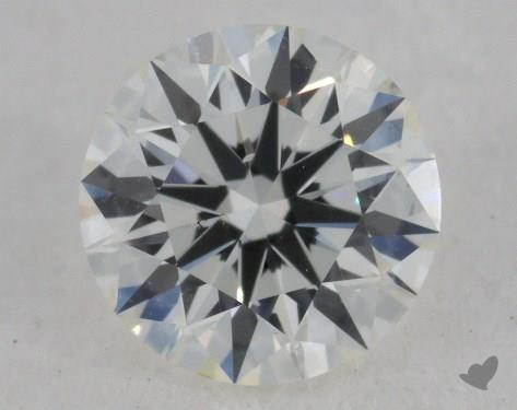 0.50 Carat H-VS2 True Hearts<sup>TM</sup> Ideal Diamond