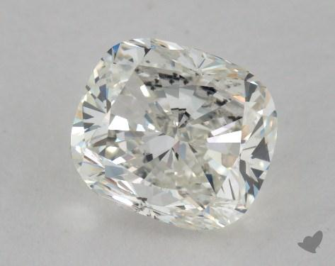 1.71 Carat H-SI1 Cushion Cut Diamond
