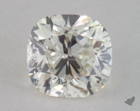 0.92 Carat J-SI2 Cushion Cut Diamond