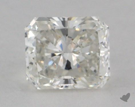 1.47 Carat H-SI1 Radiant Cut Diamond