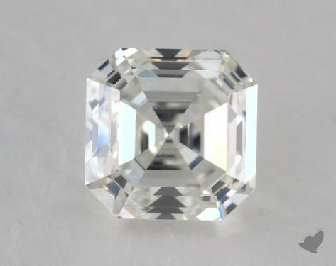 1.74 Carat H-VVS2 Asscher Cut Diamond