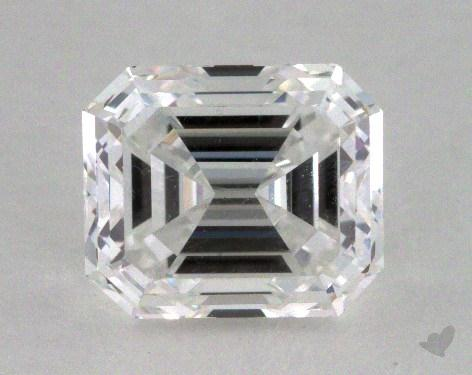 1.49 Carat F-VS1 Emerald Cut Diamond