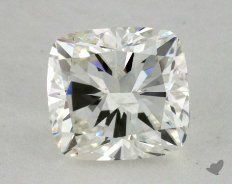 0.90 Carat J-SI1 Cushion Cut Diamond 