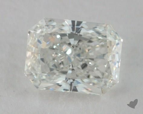 0.91 Carat H-VS2 Radiant Cut Diamond