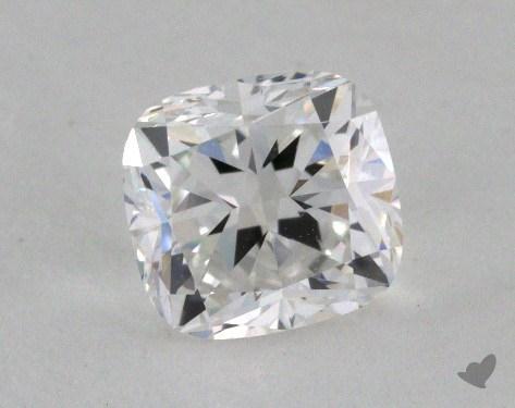 0.80 Carat F-VS2 Cushion Cut Diamond