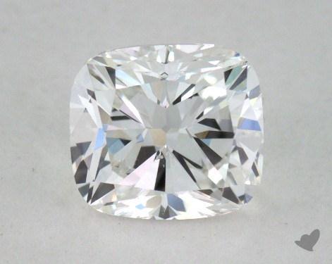 0.91 Carat F-SI2 Cushion Cut Diamond