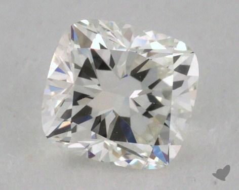 0.51 Carat I-VVS2 Cushion Cut Diamond