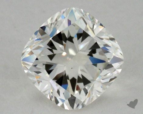 0.91 Carat I-VS1 Cushion Cut  Diamond