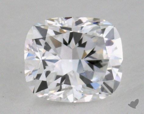 0.74 Carat D-SI1 Cushion Cut Diamond