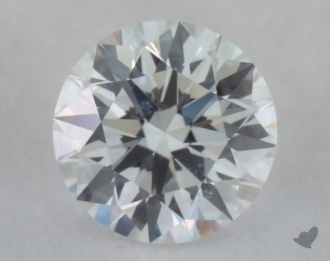 0.33 Carat E-SI1 Excellent Cut Round Diamond