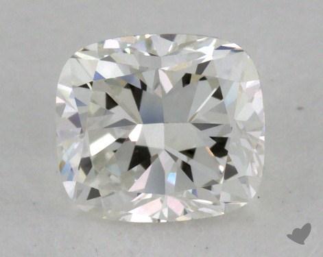 0.50 Carat G-VS2 Cushion Cut Diamond