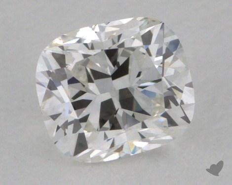 0.52 Carat H-VS1 Cushion Cut Diamond